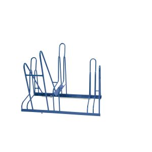 3-Bike Single-Sided Rack