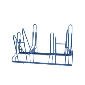 BRVP 4-Bike Single-Sided Rack