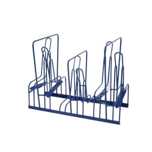 6-Bike Double-Sided Rack