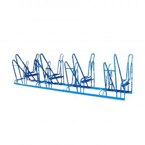 8-Bike Single-Sided Rack