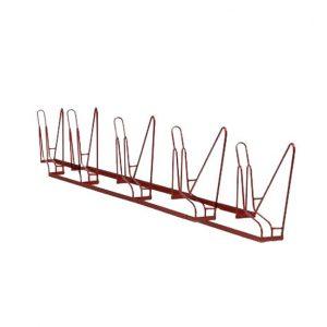 BRVP 5-Bike Angled Rack