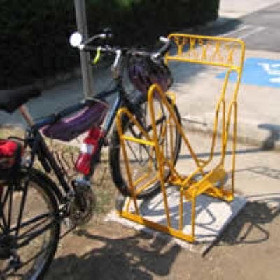 Custom Bike Racks – Salon Scissors