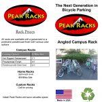 Screenshot - Peak Racks Angled Rack Brochure