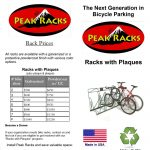 Screenshot - Racks with Plaques Brochure